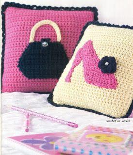 girly_girl Cushions free pattern