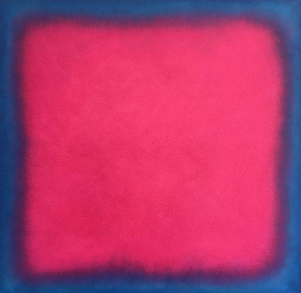 Magenta on Blue - Stanko - Stanko Ropic