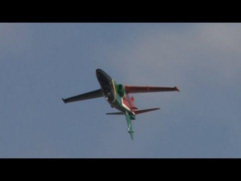 SAAF Cheetah D and Hawk MK 120 Flying Displays - YouTube