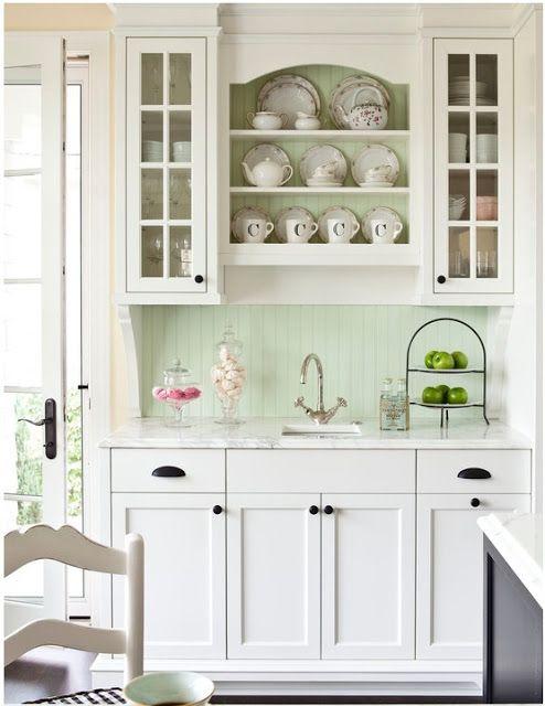 Project renovation - Mint kitchen ideas