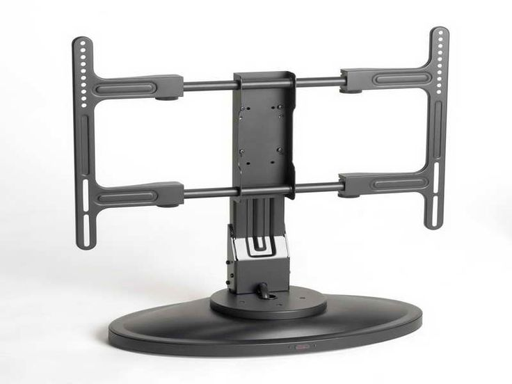 rotating television stand for stenlist