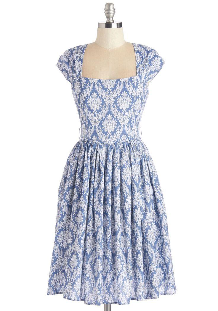 Glorious Glamour Dress   Mod Retro Vintage Dresses   ModCloth.com