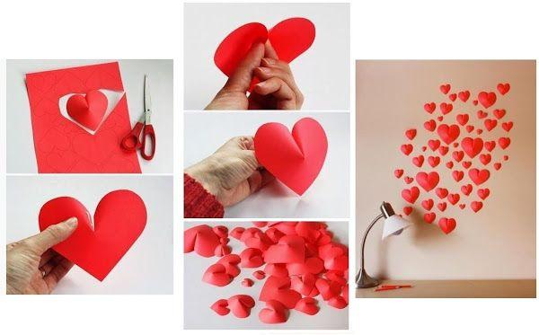 Regalos DIY especial San Valentín | Aprender manualidades es facilisimo.com