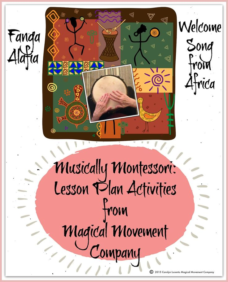 MusicallyMontessori10 African Call & Answer Song With a