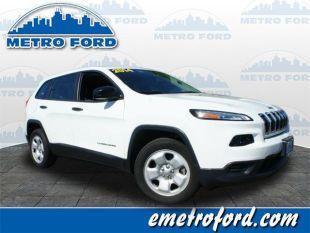 Used 2014 Jeep Cherokee Sport For Sale | EveryAuto.com