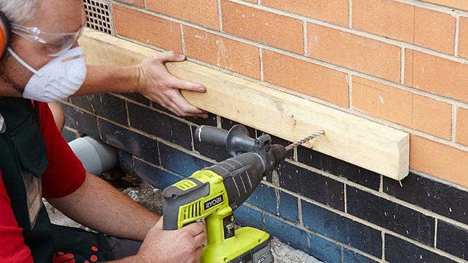 how to build a deck australia
