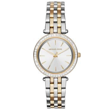 Ladies' Michael Kors Darci Petite Two-Tone Watch - Item 19575950 | REEDS Jewelers
