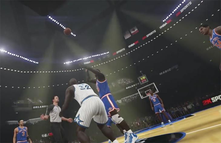 Do you think NBA 2K is doing a good job with their video content leading up to the release date?