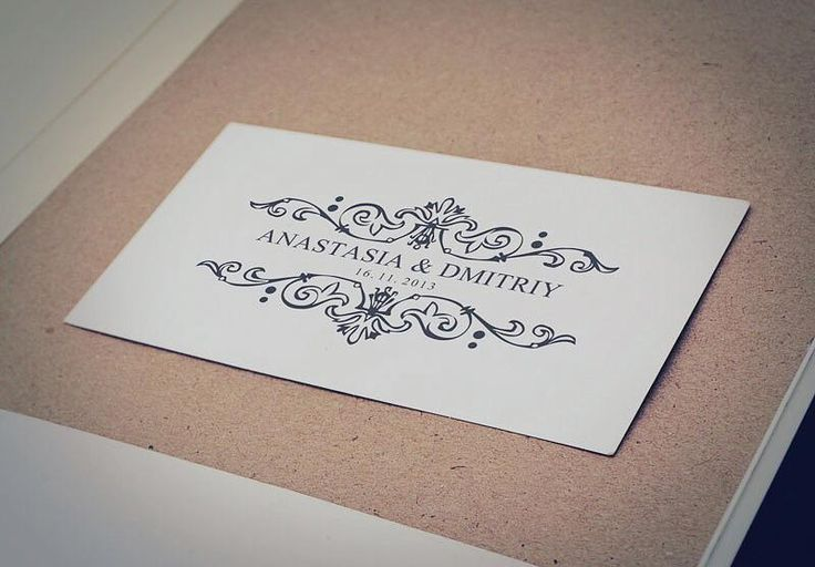 Wedding #logo. One of my very old projects #design #GraphicDesign #portfolio
