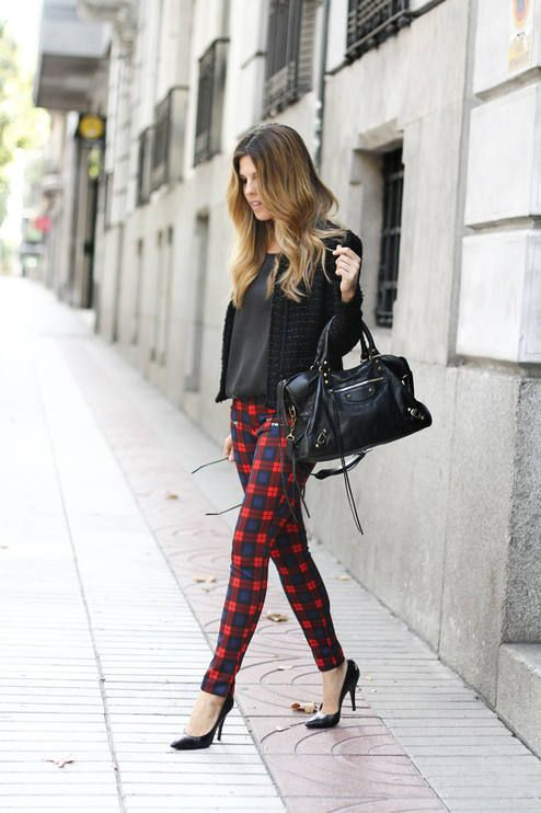 24 best so i bought plaid pants images on pinterest