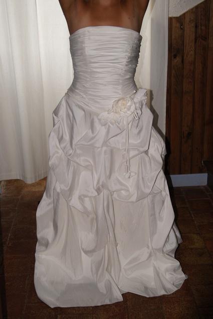 robe de marie de chez point mariage - Point Mariage Portet Sur Garonne