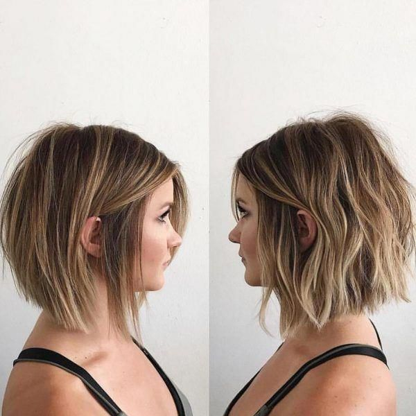 70 Fabulous Choppy Bob Hairstyles Best Textured Bob Ideas In 2020 Choppy Bob Hairstyles Thick Hair Styles Long Bob Hairstyles