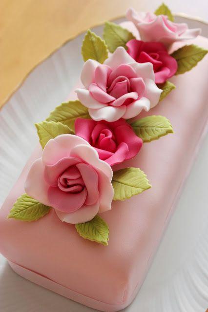 Battenberg cake - Mother's Day