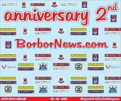 Borbor News: Kumpulan Email Perusahaan Tahun 2015, Ketika Membu...