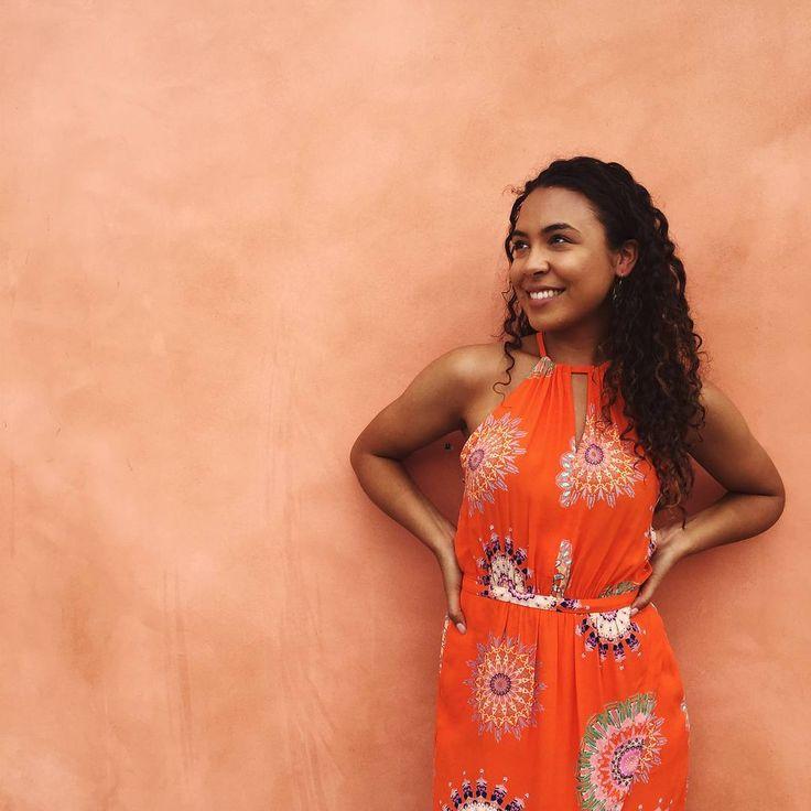 Livia Halter Dress #Anthropologie #MyAnthroPhoto