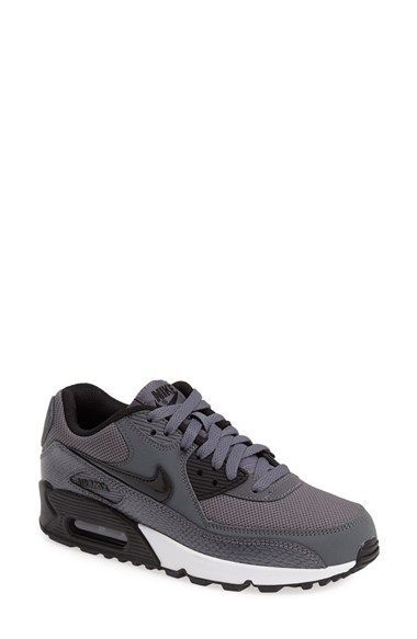 Free shipping and returns on Nike 'Air Max 90' Sneaker (Women) at Nordstrom.com. A chunky, extra-cushioned sole and collar update a classically designed sneaker for the epitome of retro, comfy chic. Born from a distribution partnership between a track-and-field coach and a middle-distance runner, Nike grew from a small-scale (but visionary) startup into a pioneering shoe manufacturer whose innovative designs—always lighter, stronger and better than their predecessors--would revolutioni...