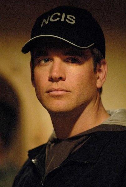 Michael Weatherly como o agente especial Anthony DiNozzo em NCIS