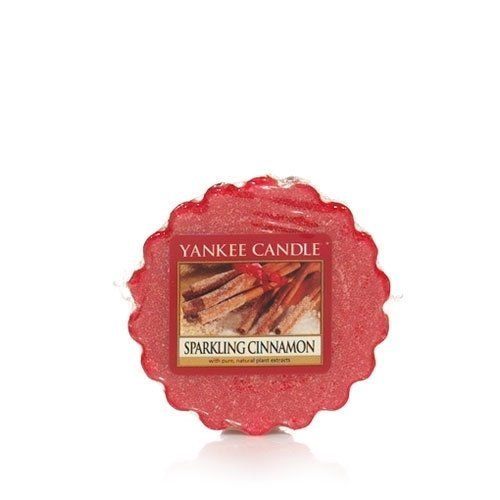 Sparkling Cinnamon Wax Melts Yankee Candle