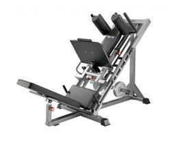 BodyCraft F660 Hack Squat Leg Press #StrengthTrainer BodyCrac