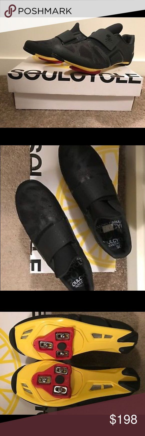 Women's size 41 Special Edition Soulcycle Shoe New with the box and never worn! soulcycle Other