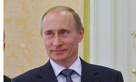 Putin appoints homophobic presenter to head state news agency
