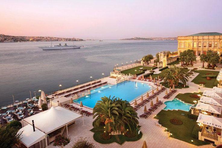 Ciragan Palace Kempinski #Istanbul (Turkey)