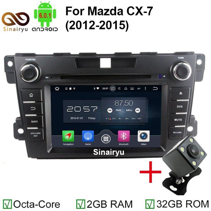 Comprar en linea €292.41 HD 1024*600 2 GB RAM Octa Core 6.0.1 Android Coches Reproductor de DVD Para Mazda CX7 CX-7 CX 7 Cabeza Estéreo de Radio 4G WiFi GPS de Navegación unidad  #Octa #Core #Android #Coches #Reproductor #Para #Mazda #Cabeza #Estéreo #Radio #WiFi #Navegación #unidad  #internet