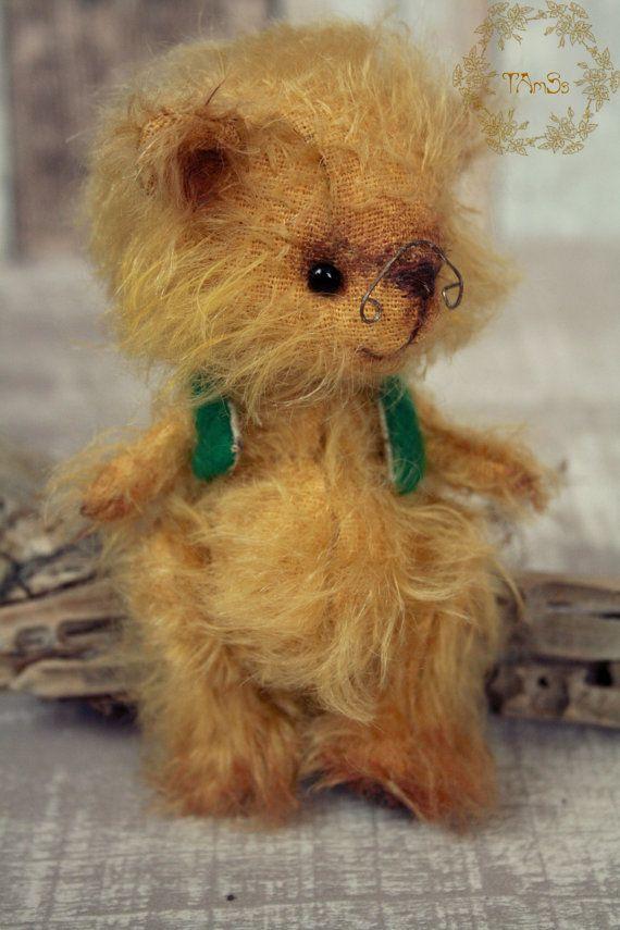 Charmant Gest Teddybären Muster Frei Galerie - Schal-Strickende ...