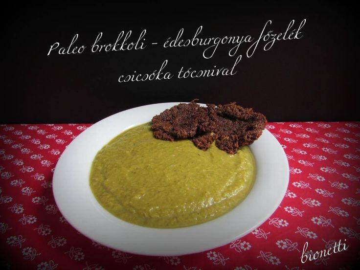 Paleo brokkoli főzelék