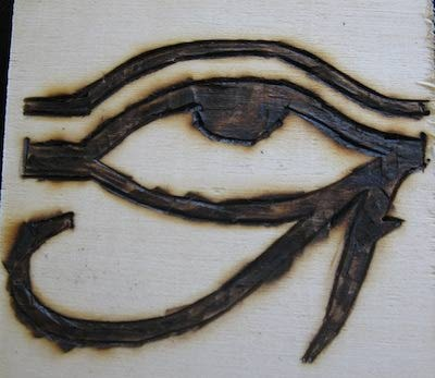 What is a the Eye of Ra symbol and what does it mean?