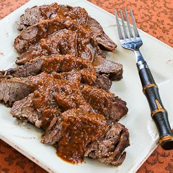 Kalyn's Kitchen®: Slow Cooker (Crockpot) Recipe for Pot Roast with Sweet and Sour Tomato Sauce