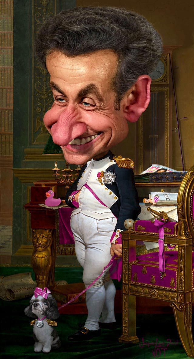 * Nicolas Sarkozy *