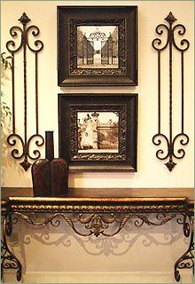 64 best images about Wrought Iron Pretties on Pinterest