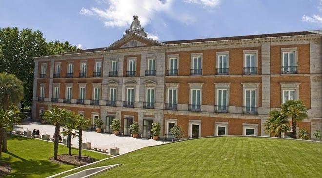 El Museo de arte Thyssen-Bornemisza - Madrid