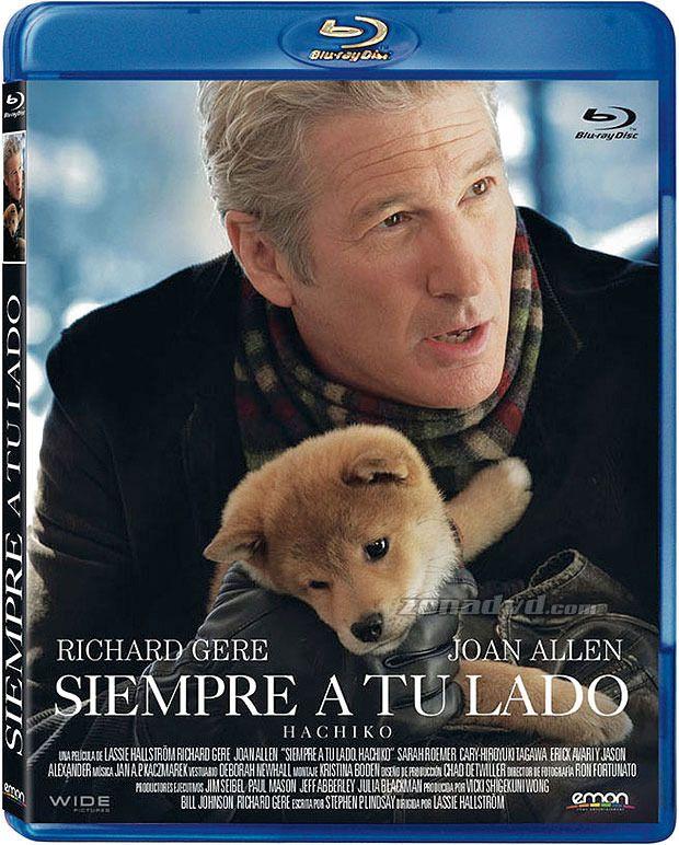 Siempre a tu Lado (Hachiko) Blu-ray