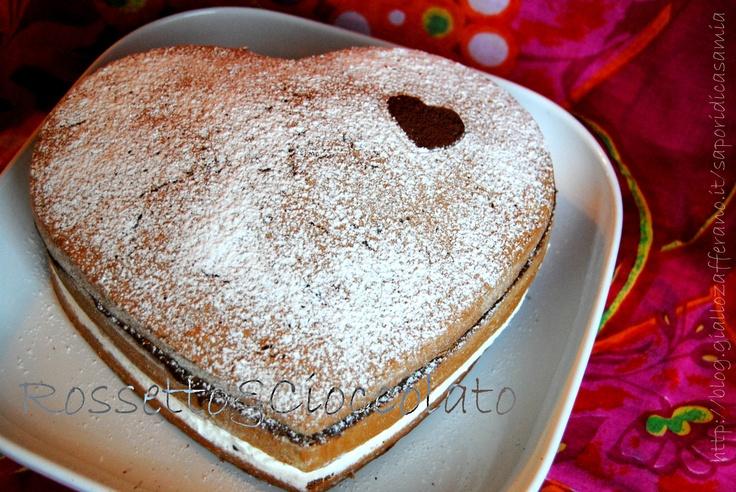 TORTA RICOTTA E NUTELLA  http://blog.giallozafferano.it/saporidicasamia/torta-ricotta-e-nutella/