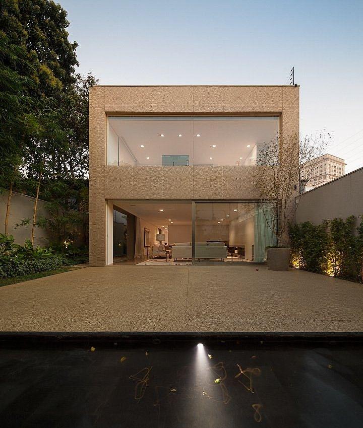 K House by Studio Arthur Casas http://www.homeadore.com/2013/02/19/house-studio-arthur-casas/