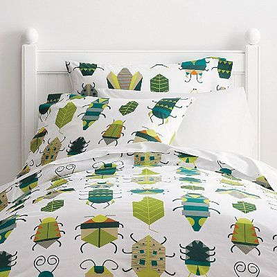 Bugs Percal Bedding Bugged Out Insect Themed Products