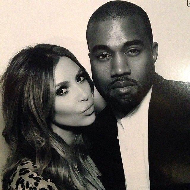 Kim Kardashian Shares Festive Pics From Family's Christmas Eve Party