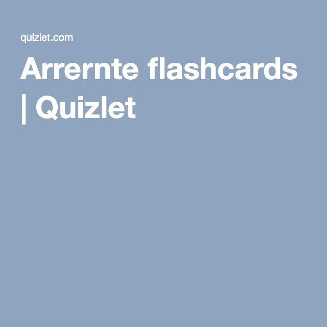 Arrernte flashcards   Quizlet