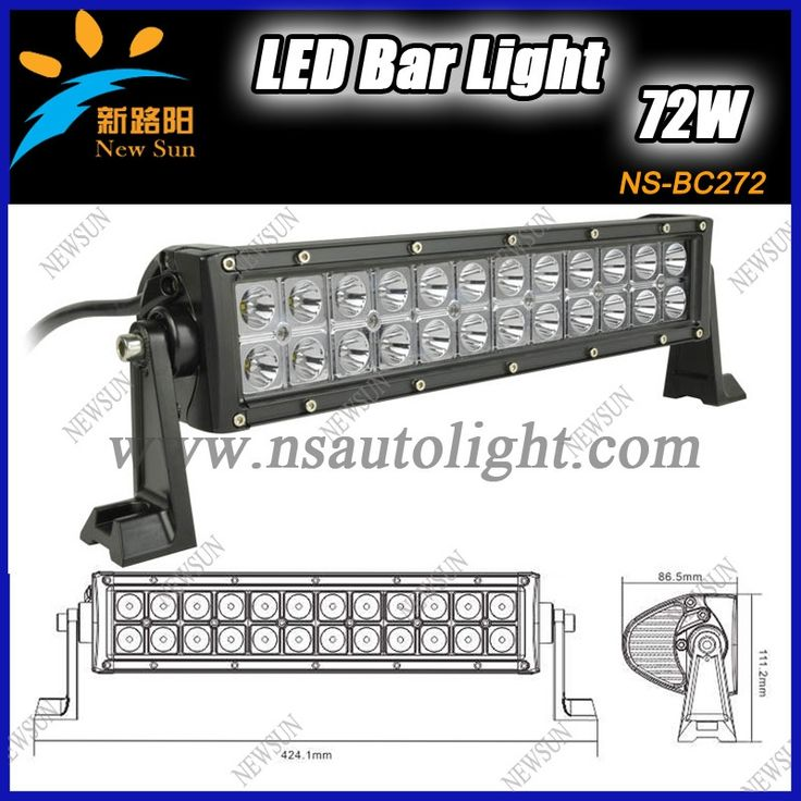 "129.00$  Buy here - http://alizo1.worldwells.pw/go.php?t=1313885681 - ""2016 72W cheap led light bars off road,13.5"""" IP67 waterproof CREE chip LED light bar off road for 4x4,SUV,ATV,truck"""