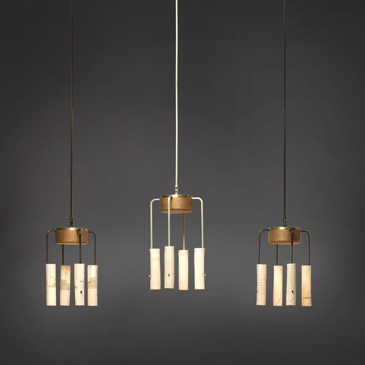 ... arak pendants feature 4 inidually hand-formed translucent porcelain diffusers supported by blackened aluminum arms and a cast bronze hub. & 19 best CINI u0026 NILS Lighting images on Pinterest | Led lamp ... azcodes.com