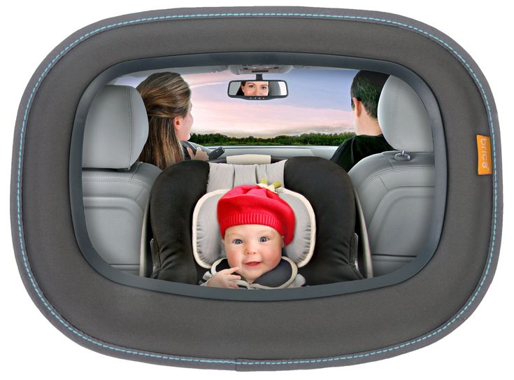 BRICA Baby In-Sight Auto Mirror for in Car Safety