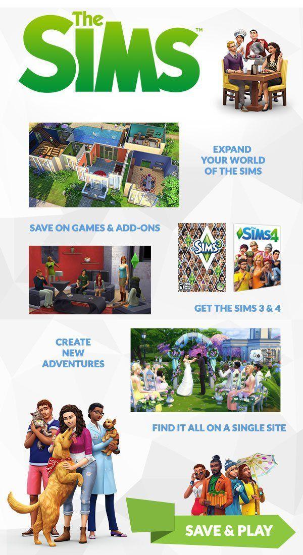 The Sims series Buy on Kinguin FREE Steam Keys