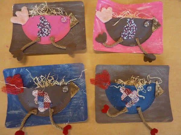 bricolage de Pâques chez Lise: photos 2014 - école petite section