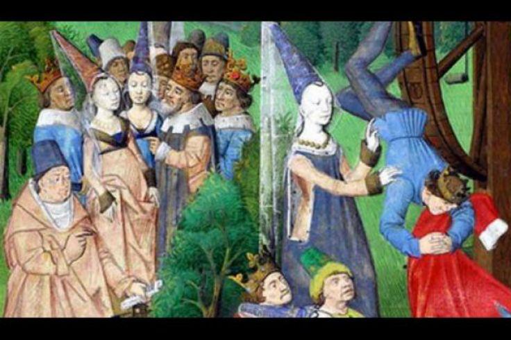 Descubra a origem dos chapéus usados pelas princesas medievais