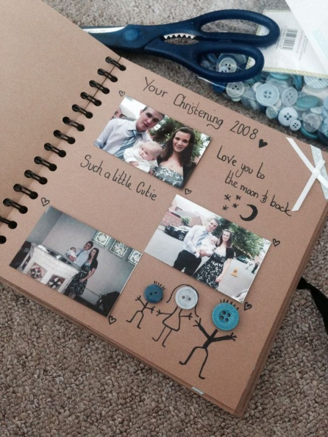 PERSONALISED FRIENDS A5 SIZE.30 pages  PHOTO ALBUM//SCRAPBOOK//MEMORY BOOK