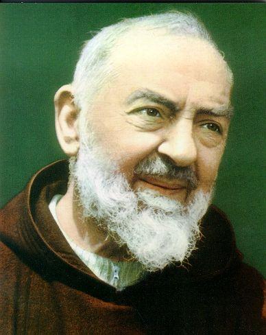 St. Pio of Pietrelcina (Padre Pio)