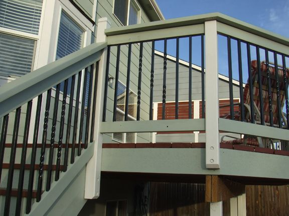 If You're Choosing a Railing for a Flat Roof, Consider a ...