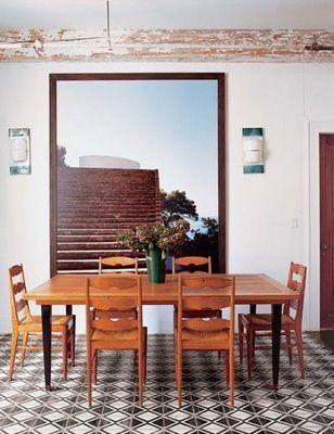 Capri, Casa Malaparte interiors